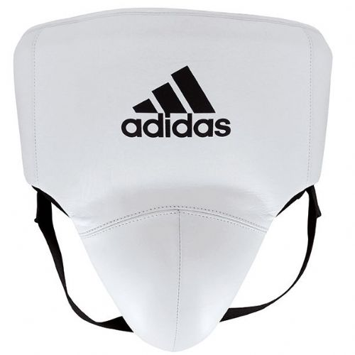 Adidas Adistar Pro Groin Guard - White/Black